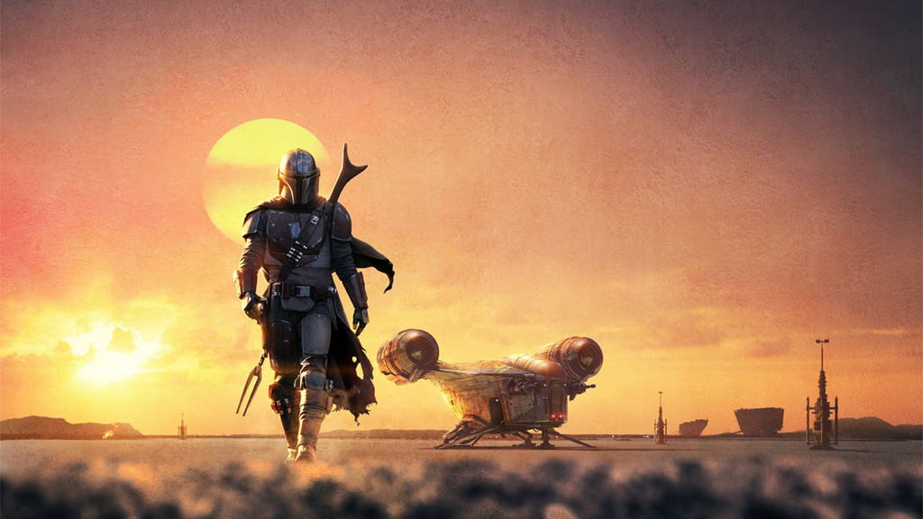 Disney+ ya está en España con 'The Mandalorian': la serie de Star Wars arranca con dos excelentes episodios