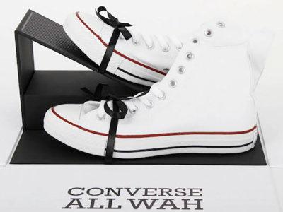 Las Converse Chuck Taylor All Wah: el sueño de cualquier guitarrista de rock