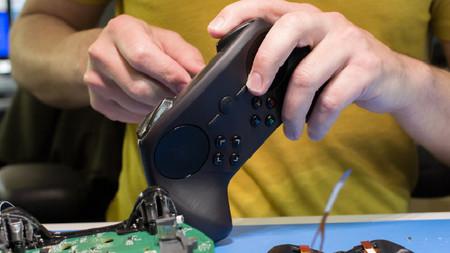 Valve muestra al mundo el nuevo diseño de Steam Controller