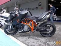 Toma de contacto: KTM 990 Super Duke R y KTM 990 Super Moto T