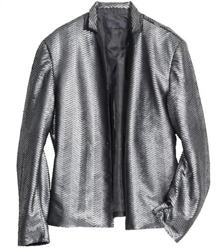 HM propone su look para vestir esta Navidad, chaqueta