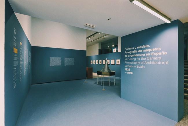 Camara Y Modelo Museo Ico 01
