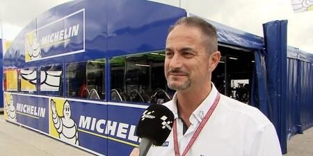 Piero Tamarasso Michelin Motogp