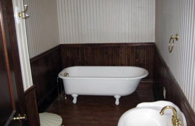El baño antes de la reforma