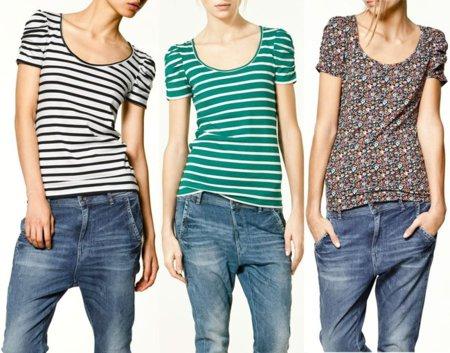 Zara camisetas verano