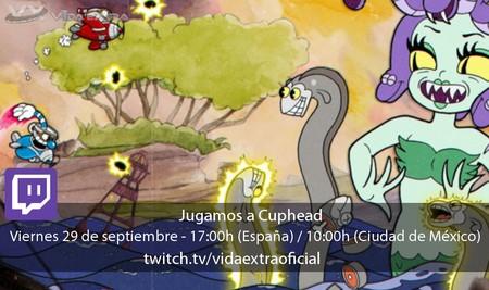 Jugamos en directo a Cuphead a las 17:00h (las 10:00h en Ciudad de México)