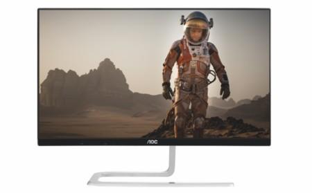AOC presenta dos nuevos monitores: I2481FXH e I2781FH