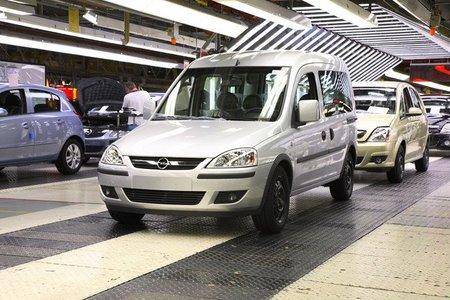 El gobierno español y aragonés avalan a Opel