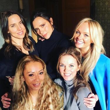 Las Spice Girls se reúnen de nuevo y el mundo enloquece