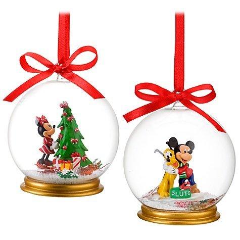 Adornos del rbol de navidad de disney for Adornos navidenos para el arbol