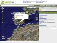 Meteostone, información meteorológica aportado por los propios usuarios