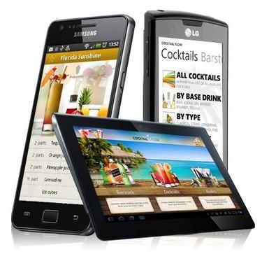 Las apps que siempre debes tener a mano:  Cocktail Flow