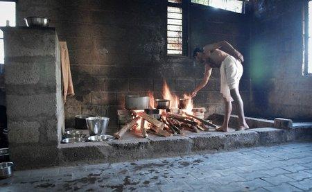 Historia del fuego en la cocina