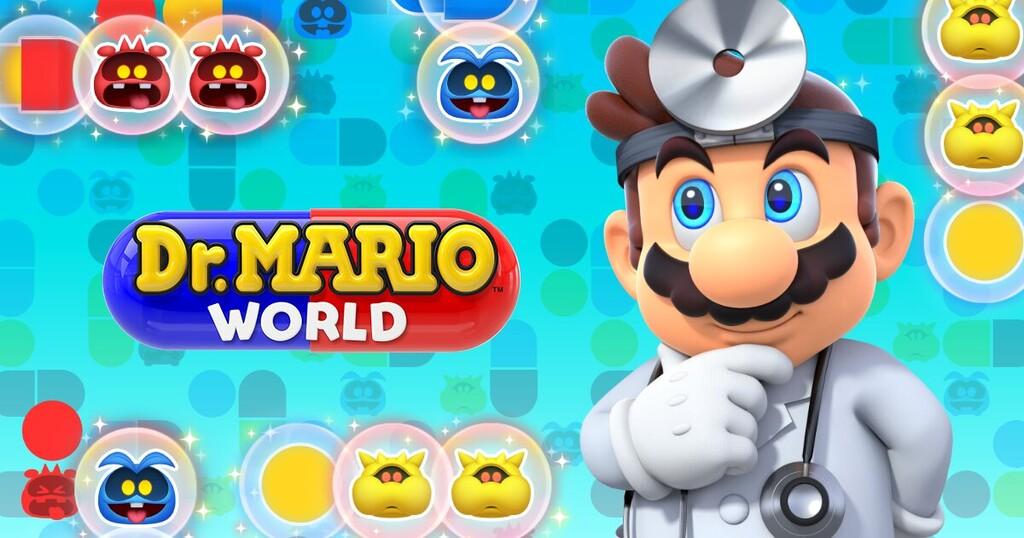 Dr. Mario World dejará de recetar partidas: los servidores del título de Nintendo cerrarán en noviembre