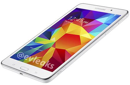 Así luciría el nuevo Samsung Galaxy Tab 4 de siete pulgadas