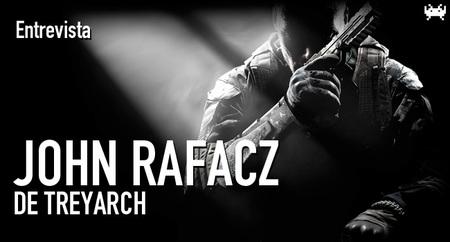 """""""En 'Call of Duty: Black Ops II' tenemos tecnología que ya se está probando y que en unos años podría dar el salto a su uso militar"""". Entrevista a John Rafacz de Treyarch"""