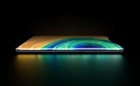 Huawei Mate 30 Pro Oficial Horizon Display