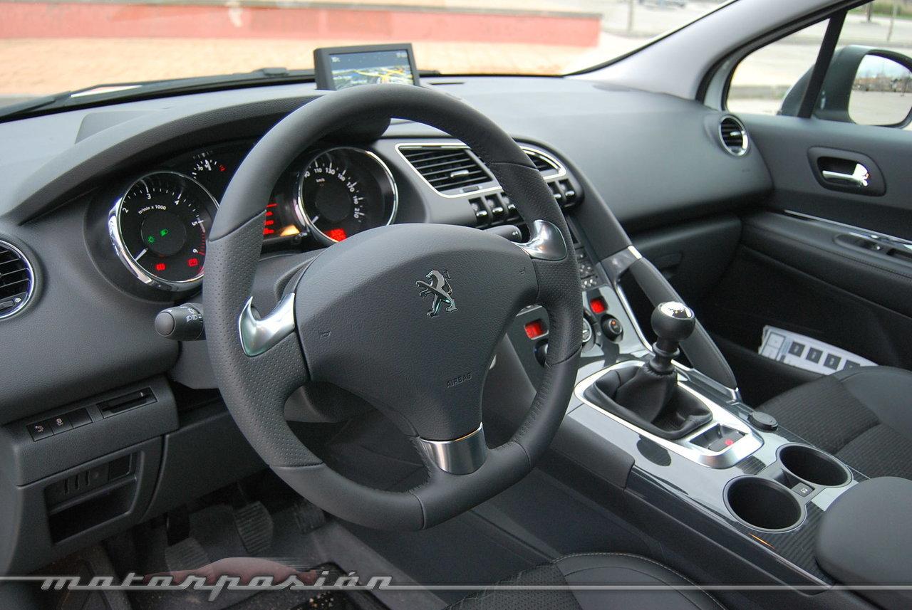 Foto de Peugeot 3008 y 5008 2014 (presentación) (6/22)