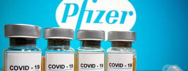 La fase III de la vacuna de Pfizer desata la euforia en las bolsas