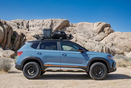 Volkswagen Taos Basecamp Concept 4