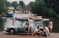 1965. Citroën ID Break Export