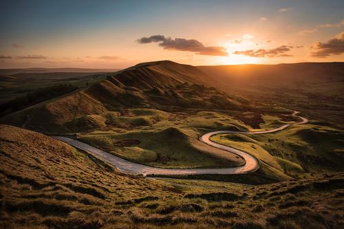 Cómo y dónde enfocar correctamente en fotografía de paisaje