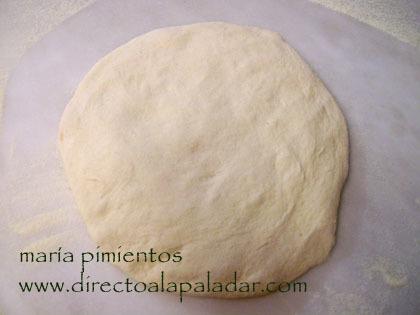 hacemos masa de pan