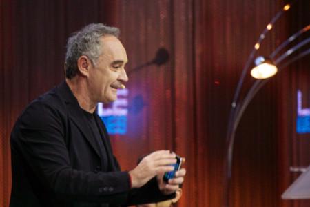 Ferran Adrià se une con Disney para hacer un libro de cocina