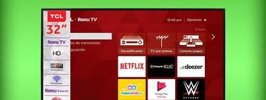 Smart TV TCL de 32 Pulgadas HDR de oferta en Amazon México: con Roku TV para ver Netflix, YouTube y Disney+ por 3,099 pesos