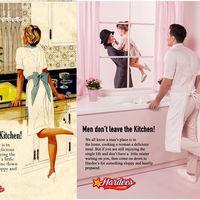 'In a Parallel Universe', de Eli Rezkallah, revirtiendo los tradicionales roles de género a través de la publicidad