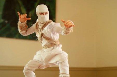 Unboxing ninjas