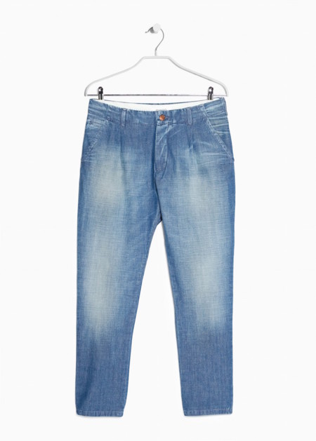 Jeans Chinos Mango