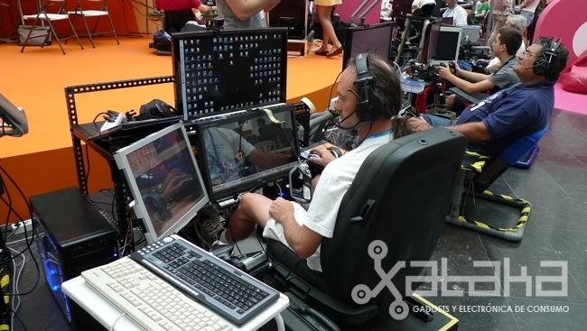 Foto de Campus Party Simuladores (4/10)