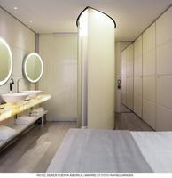 Hotel Puerta América: Norman Foster