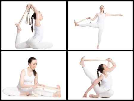 Correas-Yoga