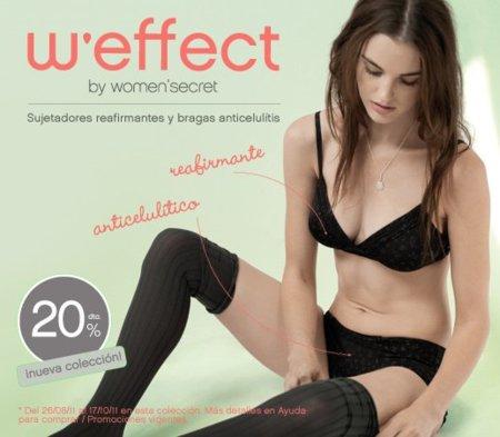 women secret effect