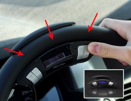 Seecode BlueWheel, manos libres en el volante