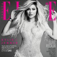 Elle Canadá: Kylie Jenner