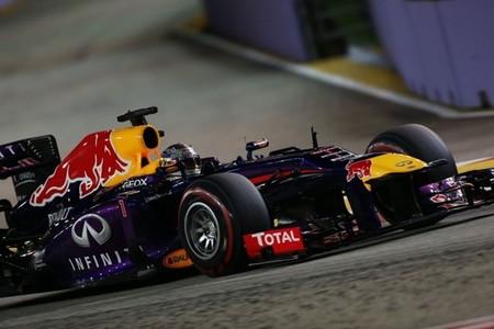 Sebastian Vettel domina con dedo de hierro el Gran Premio de Singapur
