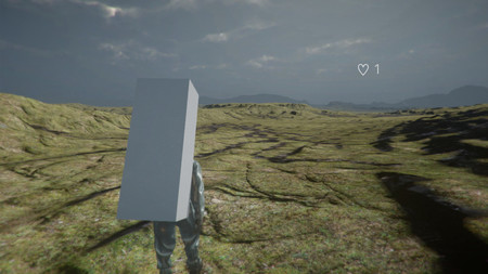 A Death Stranding ya le ha salido su primera parodia con Man Standing, un videojuego dirigido por Hideko Kojimba