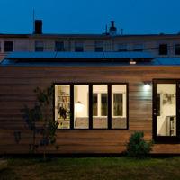 Minim House, una casa funcional en 20 metros cuadrados
