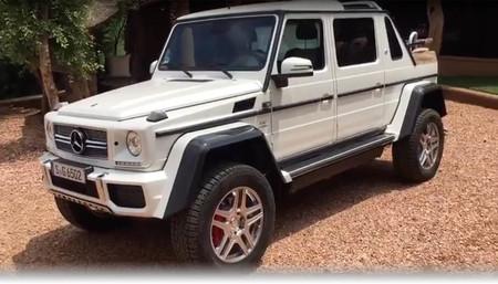 Mercedes G 65 Landaulet