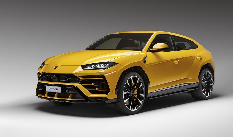 Foto de Lamborghini Urus 2019 (2/20)