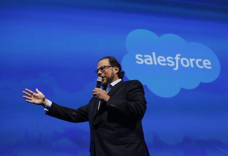 """Hasta Salesforce se suma a las """"guerras del streaming"""": lanzará su propio servicio de vídeo bajo demanda para profesionales"""