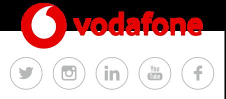 Redes Sociales Vodafone