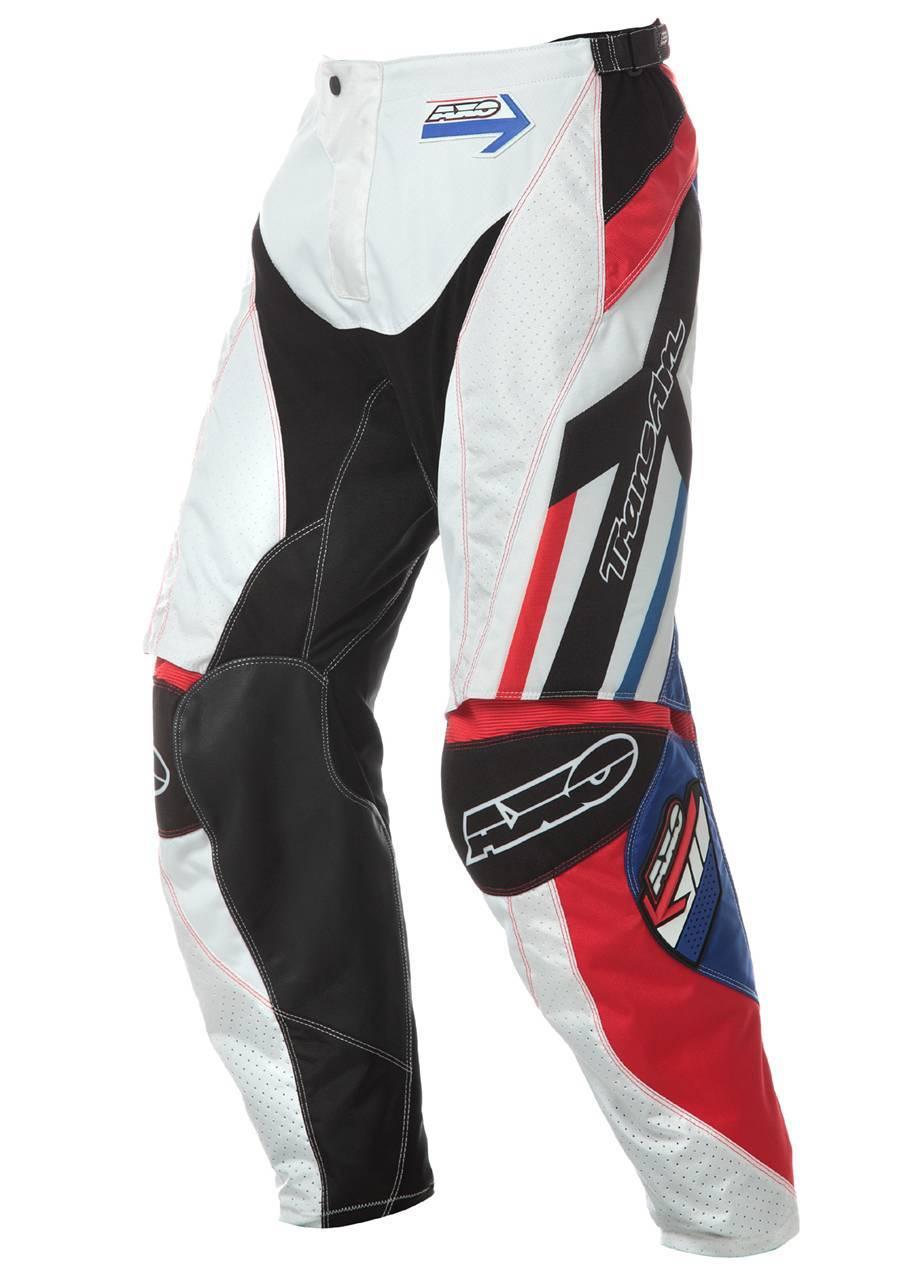 Foto de AXO Trans Am, estilo retro para la equipación de motocross (4/15)