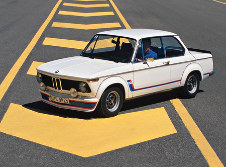 Bmw 2002 Turbo 1
