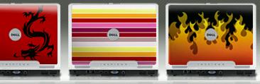 Añade tus propias llamas a tu portátil Dell
