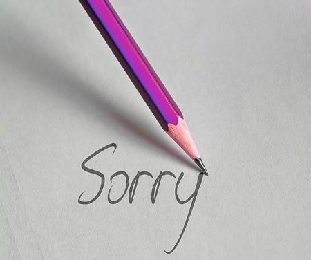 5 maneras de disculparse en el trabajo