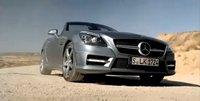 "Mercedes-Benz SLK 2011, ""presentado"" en forma de vídeo erótico en francés"